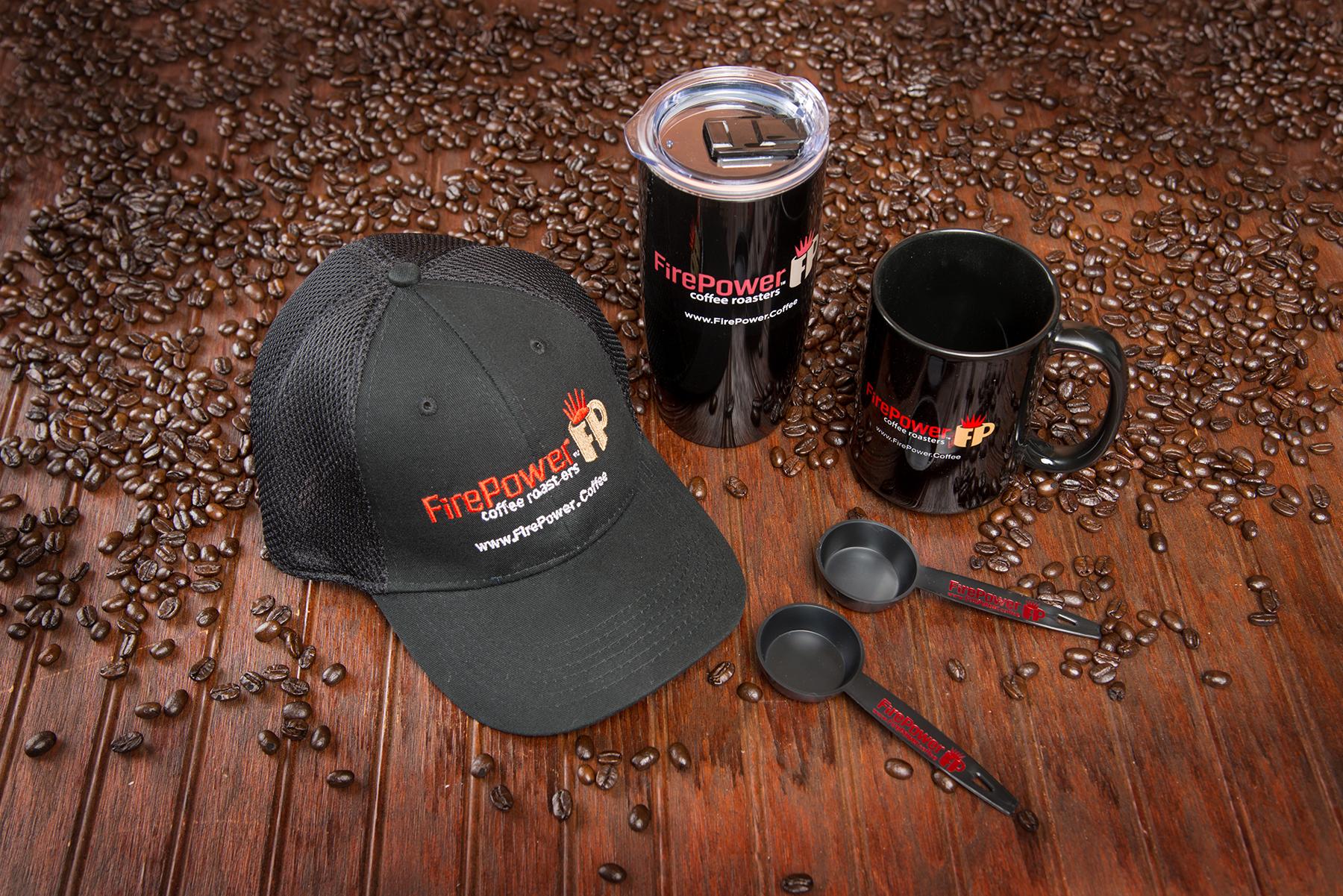 Firepower Coffee Gear